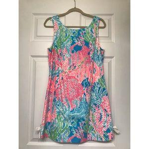 Size 10 Lilly Pulitzer Shift Dress
